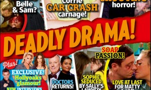 OMG! The brilliant new Inside Soap is here!