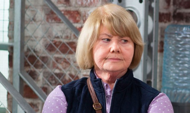 Eastenders Carol Faces The Future Aunt Babe Shows Her
