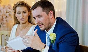 WEDDING DISASTER!