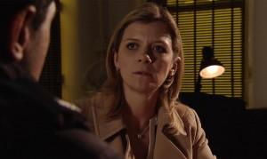 Corrie: Leanne reports Simon! Erica's drug plot!
