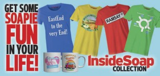 Check out the brand new Inside Soap Collection!