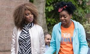Hollyoaks: Sienna on the warpath! Kim's baby plan!