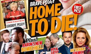 See it first – it's the bumper new issue of Inside Soap!