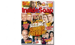 See the big stories from the new Inside Soap!
