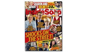 See the big news and stories in this week's Inside Soap!