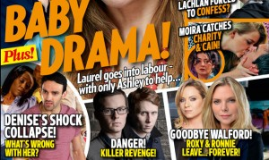 It's out today – your brand new Inside Soap!