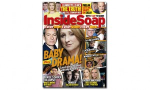 It's out today – this week's brand new Inside Soap!