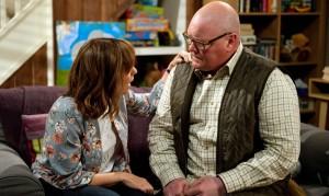 Emmerdale: Paddy's back! Laurel goes into labour!