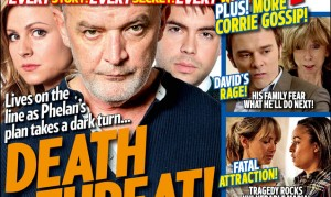 See it first – this week's brand new Inside Soap!